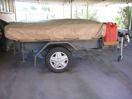 Camper trailer with annexe Withers Bunbury Area Preview