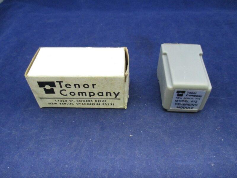 Tenor 413 400-7-0413 Reversing Module new