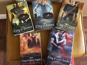 The Mortal Instruments Full Book Series