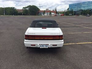 1994 LeBaron GTC
