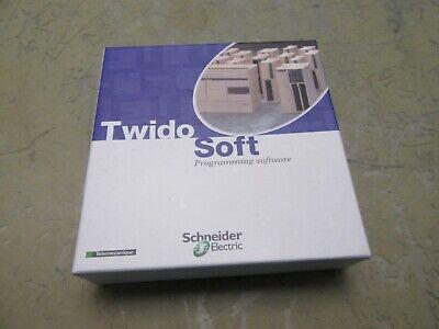 Telemecanique Twido Soft Twdspu1001v10m Plc Programming Software 4j-16.5