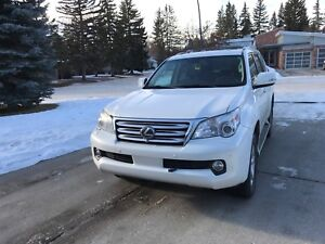 2010 Lexus GX 460. Excellent condition. Low miles.