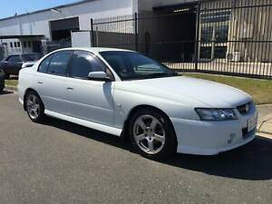 Holden Commodore 2006 SV-6 VZ Automatic Sedan Clontarf Redcliffe Area Preview