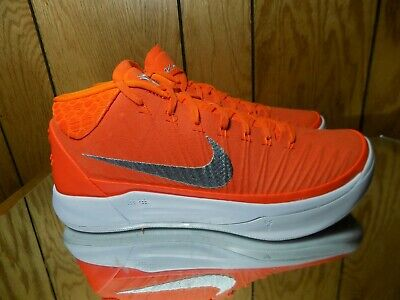 681b310fe7b Nike Kobe AD TB Promo Basketball Size 11.5 Brilliant Orange 942521-804 RARE