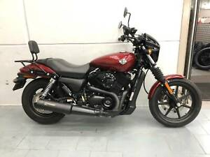 2015 Harley-Davidson Street 500 (XG500) Castle Hill The Hills District Preview