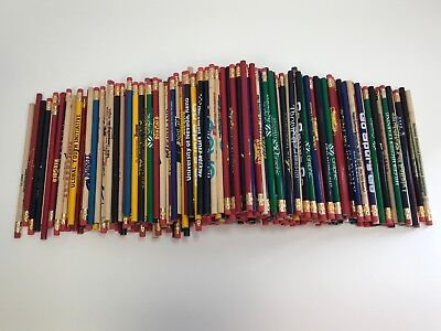 500 Lot Misprint Pencils with Rubber Eraser #2 Lead, School, Home, Office Lot