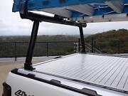 Ford Ranger Wildtrak Rhino Roof Rack + Ladder Rack Set for Roller Sydney City Inner Sydney Preview