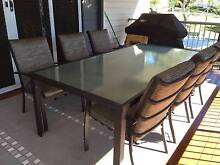 9 Piece Outdoor Dining Setting Carina Heights Brisbane South East Preview
