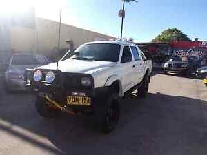 Mitsubishi Triton designed for hunting and off road Canley Vale Fairfield Area Preview
