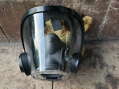 Scott Safety Av-3000 Full Facepiece Respirator Mask S Small Size