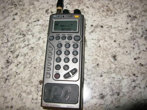 Sony ICF-SC1PC Wave Hawk Scanning Radio