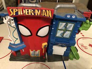 Spider-Man play structure