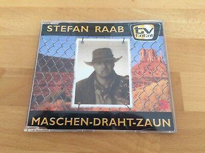 Single Zaun (Stefan Raab - Maschen-Draht-Zaun Single CD)