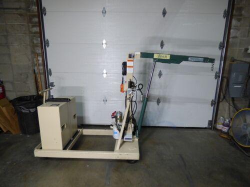 Beech Powered Counterweighted Crane 500lb Sharp