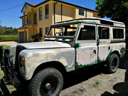 Land Rover Series 2A 1972 Budgewoi Wyong Area Preview