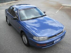 TOYOTA CAMRY 93 ONE OWNER 5 SPD 140 KKM'S MINT $2,690 Bedford Bayswater Area Preview