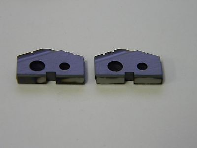 Allied Machine & Engineering Carbide Drill Inserts 17.5mm C2 Box of 2 1C20A-17.5