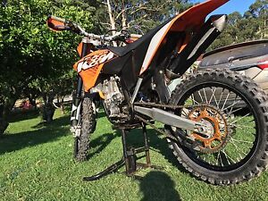 Ktm 450sxf electric start Apollo Bay Colac-Otway Area Preview