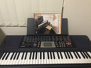 Casio CTK-501 Keyboards Meadowbank Ryde Area Preview