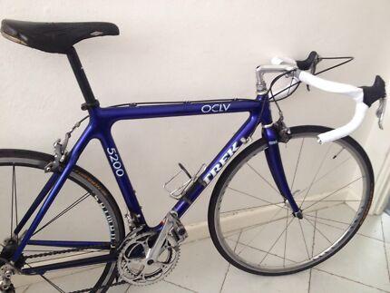 Trek 5200 road bike, full carbon, full Ultegra, Medium size Neutral Bay North Sydney Area Preview