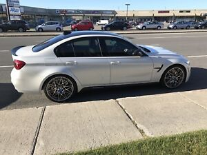 DEAL 2017 M3 competition package LEASE TAKEOVER