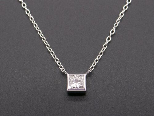 contemporary antiques pendant princess diamond img cut flaxman