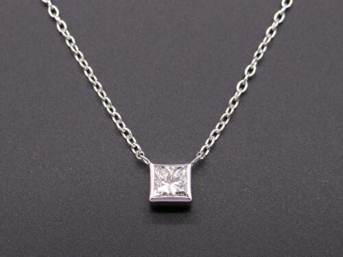solitaire for bd black in with carat pendant gold princess cut sale lovely ladies necklace to white diamond angelic gorgeous product