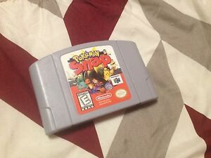 Nintendo 64 Pokemon Snap Cambridge Kitchener Area image 1