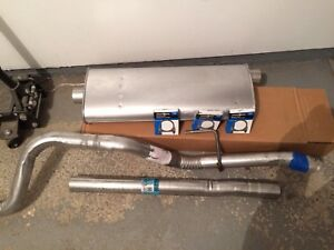 Kit Exhaust jeep wj 99-04