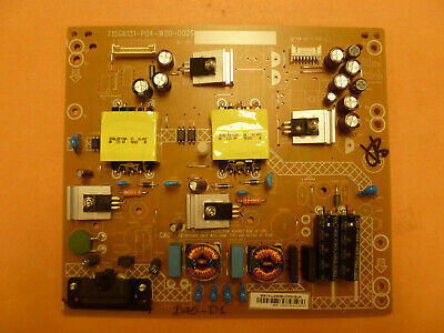 VIZIO LED TV POWER BOARD 715G6131-P04-W20-002S FROM D40-D1