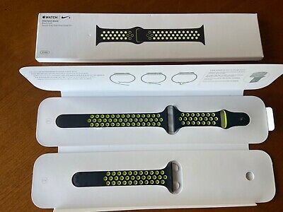 Apple Watch Volt Nike+ Sport Band 42mm Genuine