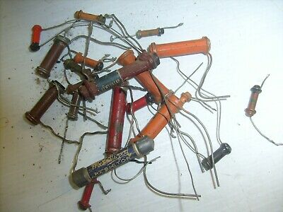 Vintage Irc Metallized Centralab Resistors Mixed Others Lot