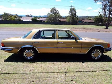 Mercedes-benz 450 sel 4.5ltr