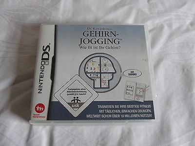 Dr. Kawashimas Gehirn Jogging Nintendo DS DSi Lite XL XXL 2DS 3DS Spiel Kinder ()