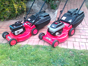 X2 Rover 4 stroke mowers with catcher and warranty Sunbury Hume Area Preview