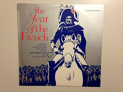 DISQUE 33T B.O TV SERIES THE YEAR OF THE FRENCH / THE CHIEFTAINS - PADDY