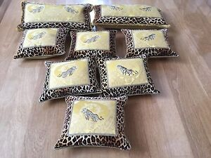 Cushions Versace Style Benowa Gold Coast City Preview