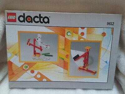 Vintage Lego Dacta 9612 Levers Mini Set Construction - Sealed