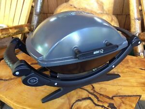 Weber Electric BBQ, Just Like New