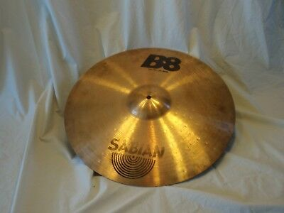 "Sabian B8 20"" RideCymbal for sale  Delta"