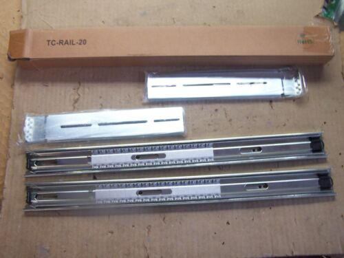 "iStarUSA TC-RAIL-20 20"" Sliding Rail Kit for Most Rackmount Chassis"