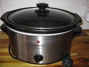 Asstd Kitchen Items - Bowls, Slow Cooker, Bakeware, Mortar/Pessle Hamersley Stirling Area Preview