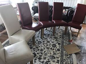 6 dining chairs FREE Mosman Mosman Area Preview