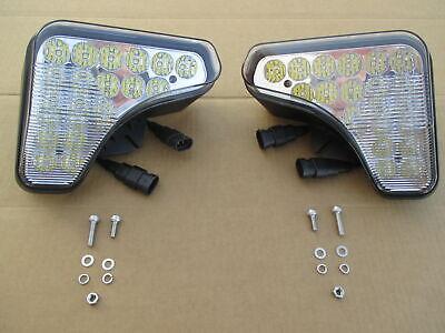Led Headlight Set Lh Rh 90w For Bobcat Light T450 T470 T550 T590 T595 T630 T650