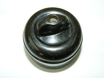 Old Bakelite Wall Light Switch Switch Ap Rotary Switch, Loft Design,