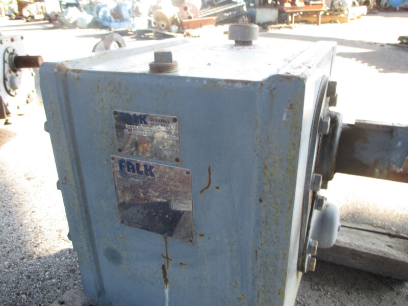 Falk Surplus Gear Reducer 2060fz2- 4.99-1