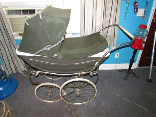 Vintage Royal Pram Baby Stroller Carriage Buggy Local Pick UP ONLY Clark, NJ
