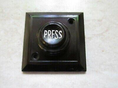 Goltone Bakelite Bell Switch . (XOR25)