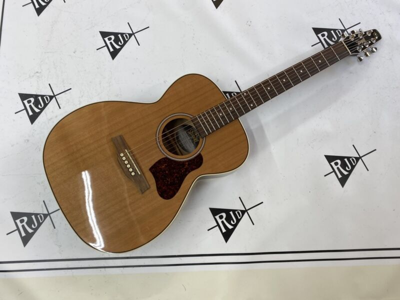 Seagull Coastline CH Momentum HG Acoustic Electric Guitar Natural