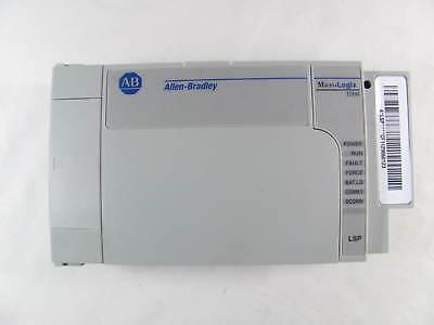 Allen Bradley Micrologix 1500 Processor Unit 1764-lsp Ser C Frn 11 Nice